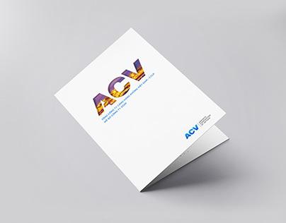 ACV Brochure