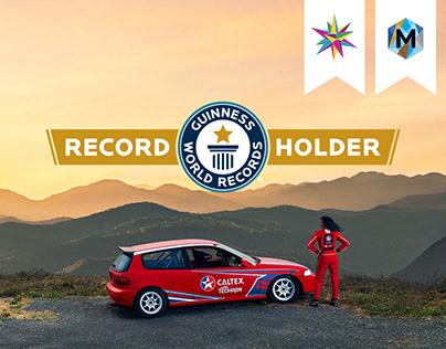 Caltex Record-Breaking Fuel Campaign