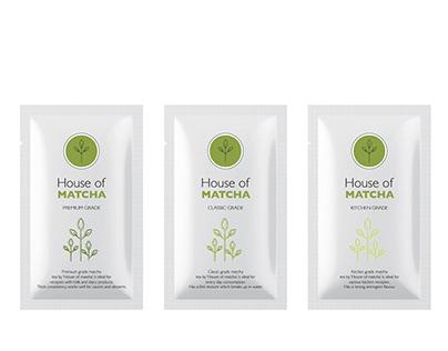 House of Matcha - Branding