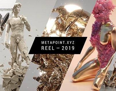 Motion Graphics Demo Reel 2019