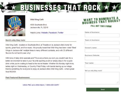 Lead Generation: X102.9 Businesses That Rock