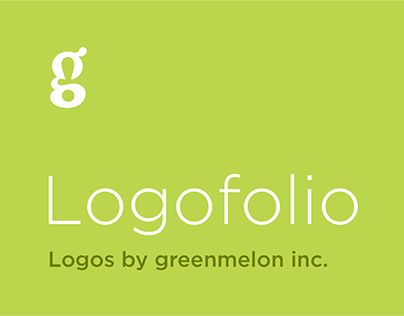 Logofolio | greenmelon inc.