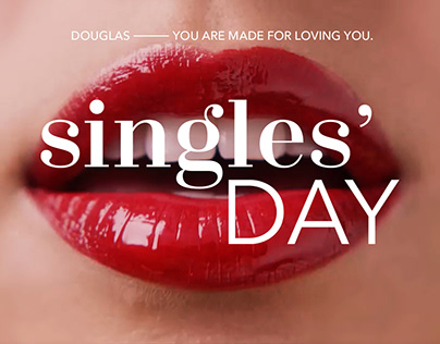 Douglas – You are made for loving you.