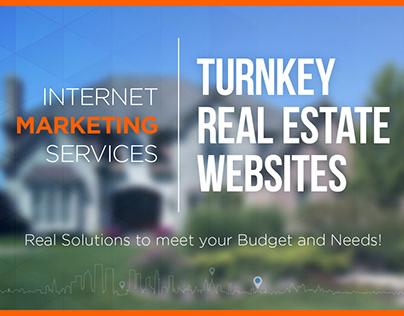 PRODUCT FLIPBOOK: Turnkey Real Estate Websites