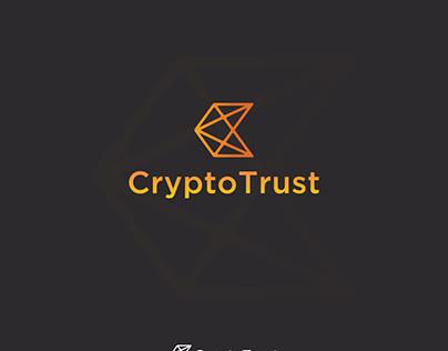 Crypto Trust Logo Design