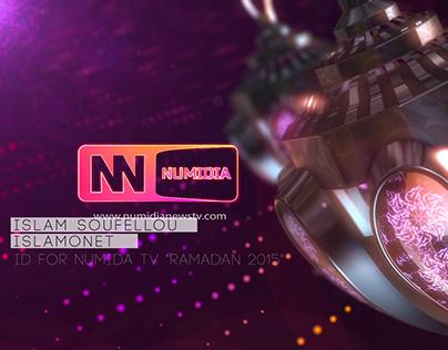 Ramadan Ident - NUMEDIA TV -