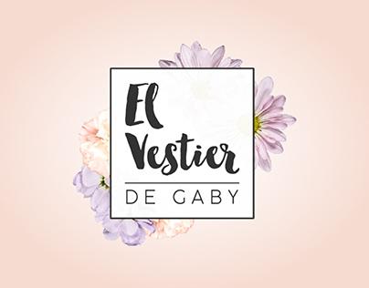 Brand Kit: El Vestier de Gaby