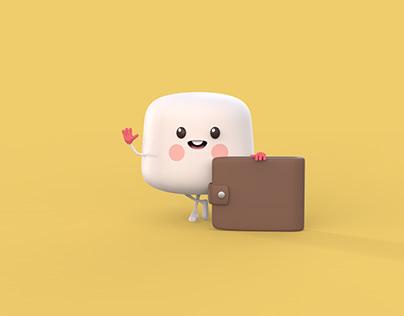Character Design - Mellow Jai