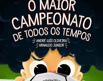 """Livro: """"O Maior Campeonato de Todos os Tempos"""""""