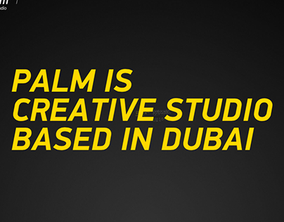 PALM / Our studio design