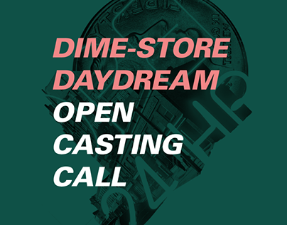 Film Casting Call Poster On Behance