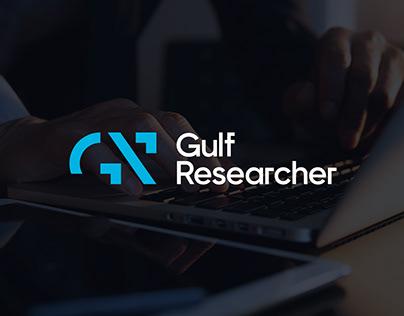 Gulf Researcher. Rebrand