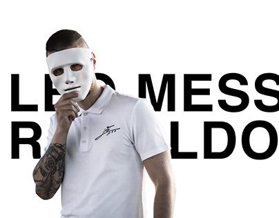 Ronaldo & Messi. FIFA