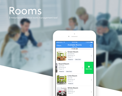 Rooms / iOS App