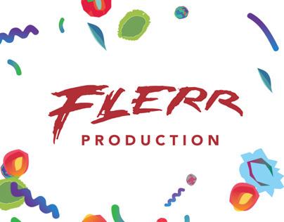 Flerr Production Identity