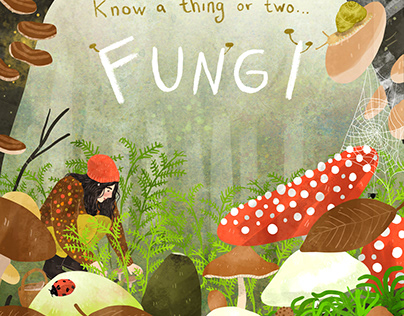 Fungi Feature - Simple Things Mag