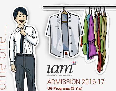 Institute of Apparel Management- Branding