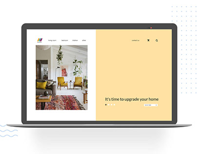 Maynooth E-commerce store - WEB DESIGN