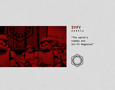 SyFy Weekly - The Force Awakens Edition