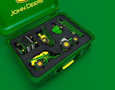 John Deere—a convenient tool