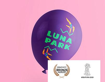 Lunapark - Brand identity