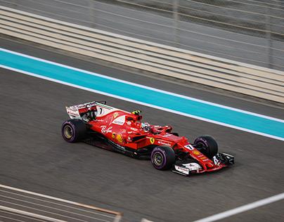 Formula 1 Abu Dhabi GP 2017