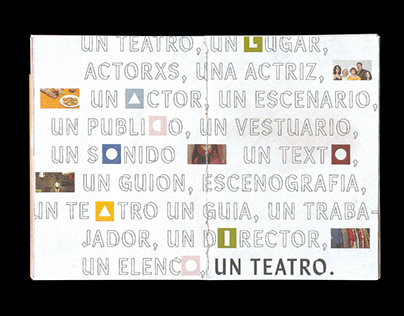 Identidad Teatro San Martín