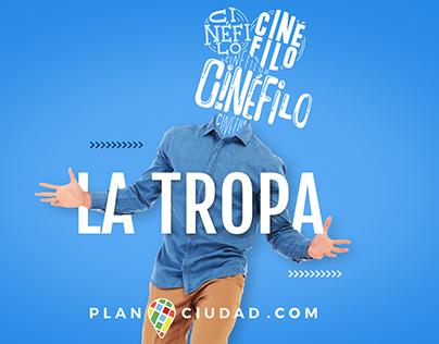 Graphic Design l La tropa