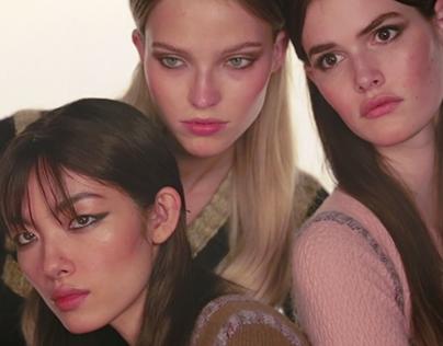 Harper's Bazaar España cover video