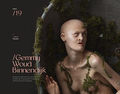 Gemmy Woud Binnendijk portfolio concept