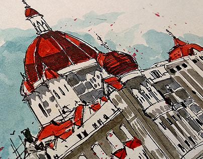 Sketchplore Journey - Kolkata and Mumbai