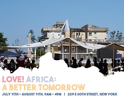 Love! Africa: A Better Tomorrow