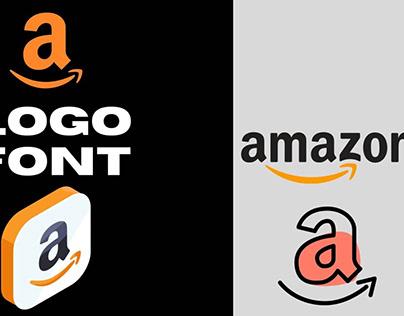 The Logo Font Of Amazon (Amazon Font)