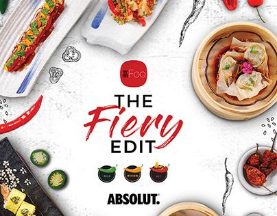 Social Media and Menu design for Foo Asian Tapas