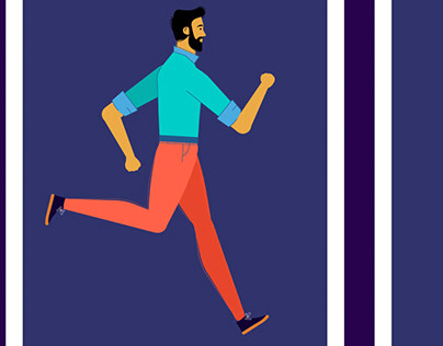 Character Animation - Running