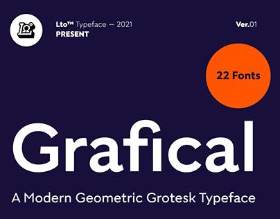 Grafical Typeface