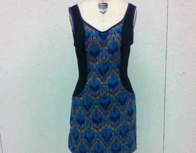 Bustier and Sheath Dress - Advanced Flat Pattern