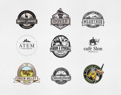 Logos/Emblems 2012/Part II