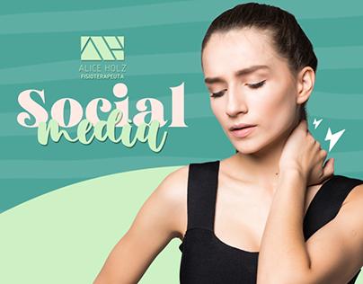 Alice Holz Fisioterapeuta - SOCIAL MEDIA