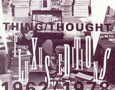 Thing/Thought: Fluxus Editions