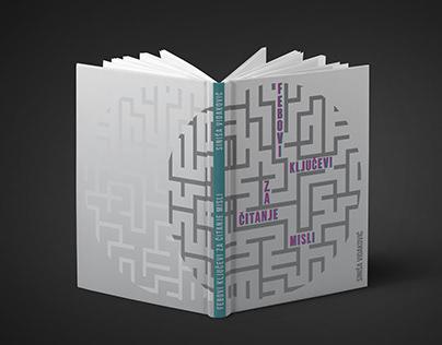 Febovi ključevi za čitanje misli - book cover design