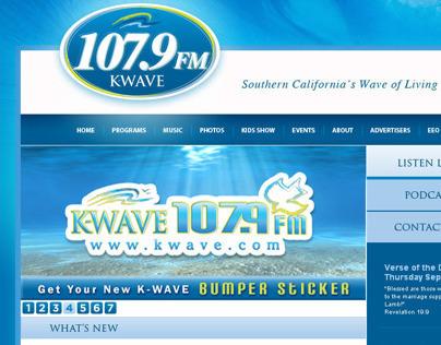 KWAVE 107.9 MEDIA