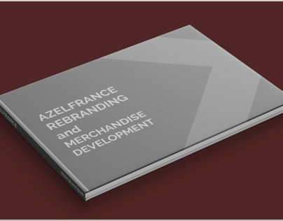 AZELFRANCE Rebranding - Basic Brand Book