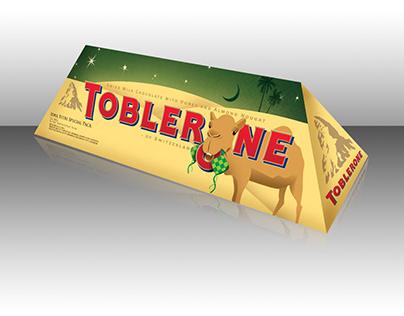 Toblerone Eid Al-Fitr Packaging and Alternatives