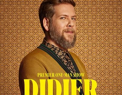 Didier Lambert - First one man show