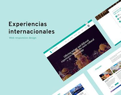 Web responsive - Iberotravel
