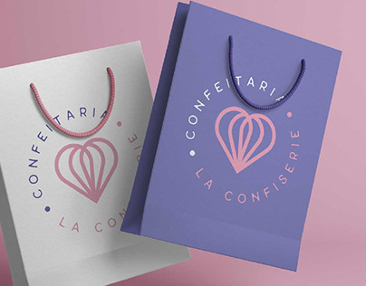 La Confiserie - Branding