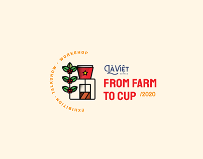 From Farm To Cup Exhibition - Personal Project