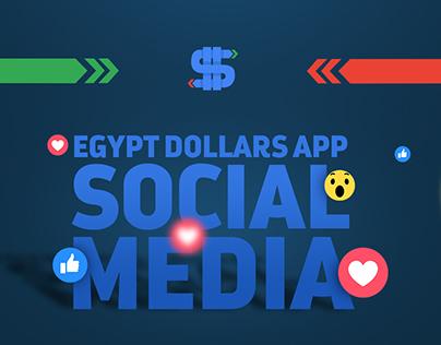 Egypt Dollars Social Media Campaign