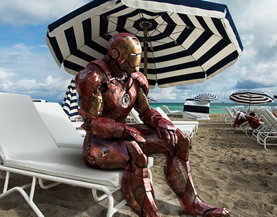 Iron Man Grounded